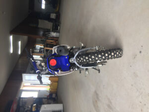 2015 Yamaha ttr110 no clutch in great condition