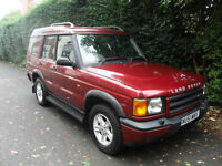 Land Rover Discovery 2.5Td5 ( 7 st ) auto 2001 Td5 GS (7 seat)