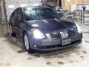 2005 Nissan Maxima SAFETY+ETESTED!* $3000 or bst offer