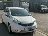 2014 Nissan Note 1.2 Acenta 5dr,53K,£20 Road MOT 26/07/22. MPV Petrol Manual