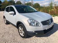 2008 58 NISSAN QASHQAI 1.5 DCI 2WD TEKNA LOW 94K HISTORY ONE PR OWNER PX SWAPS