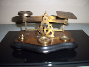old post office scale