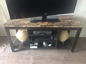 Tables de salon + meuble télé / Coffee table set + TV unit