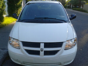 2007 Dodge Grand Caravan AUTOMATIQUE 3.3 L