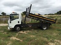 Isuzu forward easy shift tipper 2013
