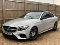 2018 Mercedes-Benz E Class AMG E 43 4MATIC PREMIUM PLUS Auto Saloon Petrol Autom