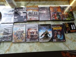 PC Games for Sale - See Ad - Want Gone!