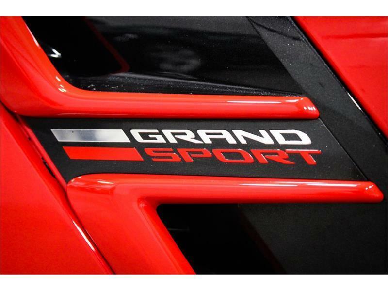 2019 Red Chevrolet Corvette Grand Sport 1LT   C7 Corvette Photo 9