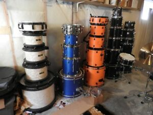 Five Drum Kits/Sets For Sale--Prices Reduced!