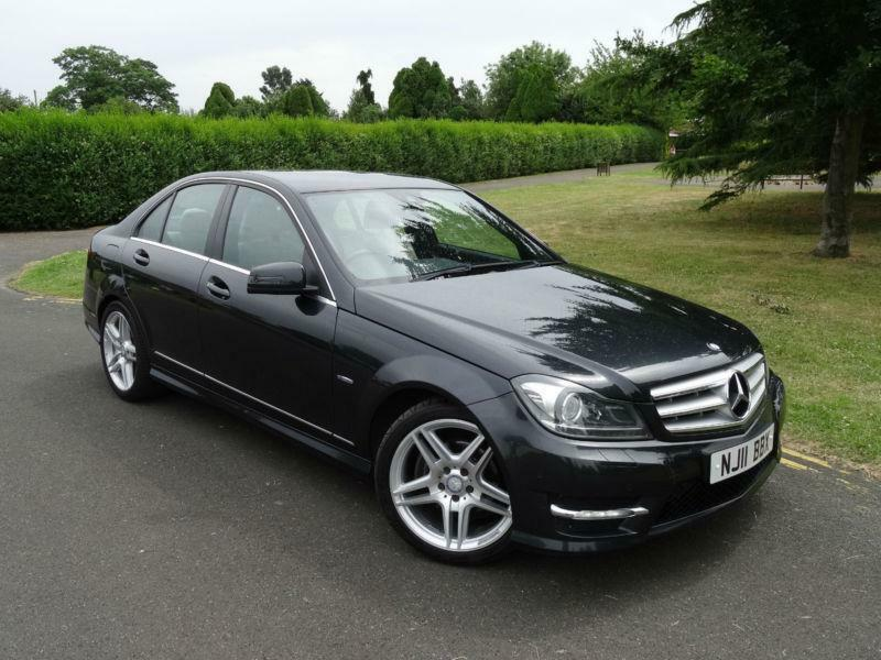 mercedes c class c220 cdi blueefficiency sport 2011 11 in ilford london gumtree. Black Bedroom Furniture Sets. Home Design Ideas
