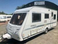 2004 Compass Omega 505 5 berth Caravan