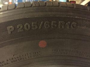 Soulus tires P205/65R16 Strathcona County Edmonton Area image 4