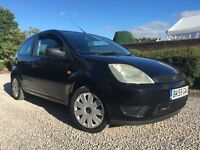 Ford Fiesta 1.4 Style, 2006, 12 MONTHS MOT, FULL SERVICE HISTORY