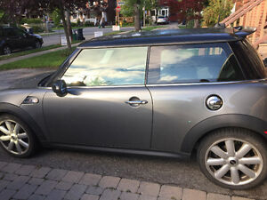 2009 MINI Mini Cooper S sport Coupe (2 door)