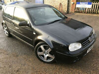 2000 'X' Volkswagen Golf 2.8 4Motion. 4x4 Sports Hot Hatch. Manual. VW. Px Swap