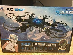 RC 126W HD Drone