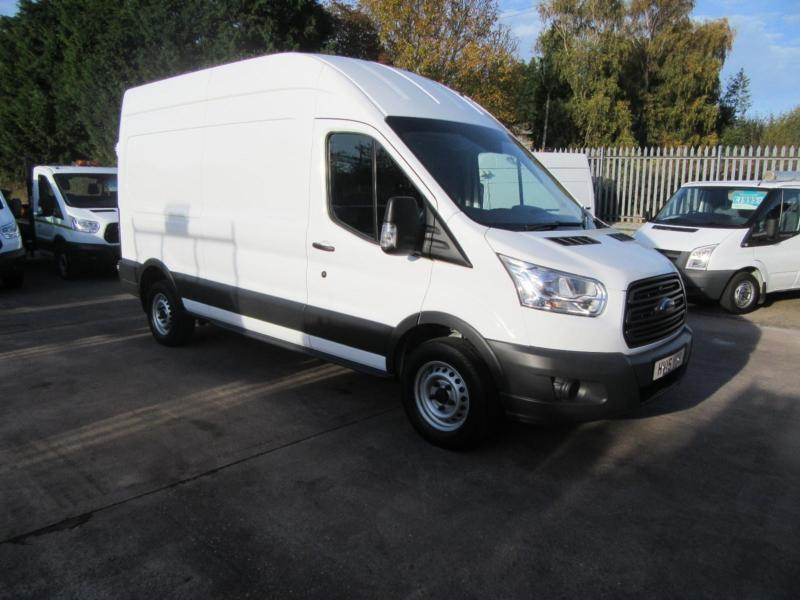 2015 Ford Transit 350 L3 H3 LWB 2.2TDCi ( 125PS ) RWD Panel Van