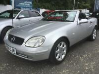 1997 Mercedes Benz SLK 230 2 door Convertible
