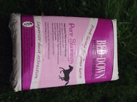 horse bedding for sale, new bag