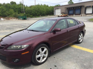 Mazda 6. 2007. For parts...