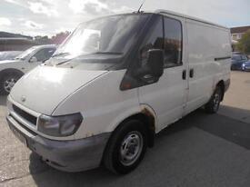 Ford Transit 2.0TDI ( 100PS ) 280 SWB - 2003 03-REG - 11 MONTHS MOT