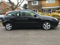 2003 FORD Focus 1.4 LX 5dr Hatch Man **Long MOT**