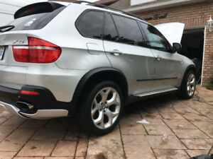 BMW X5 Wide Body 4.8i