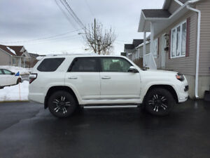 2016 Toyota 4Runner Limited VUS