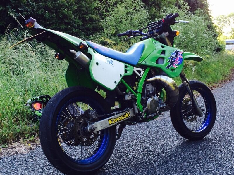 Kdx Supermoto Fast Excel Modified 125 In Bicester