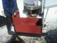Ice fishing sleighs/ wood hauling/traping