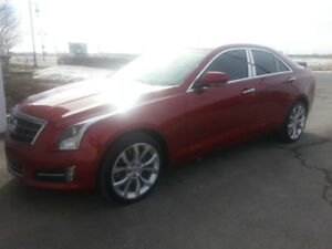 2014 cadillac ats turbo performance bijoux 25300 klm
