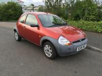 06-Ford Ka 1.3 2006MY Design II 22000 genuine Miles FSH