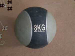8KG weight Training / Medicine / Slam Ball
