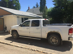 2009  GMC Sierra  For Sale or Trades for small car