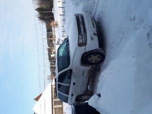 Chevrolet Trailblazer VUS