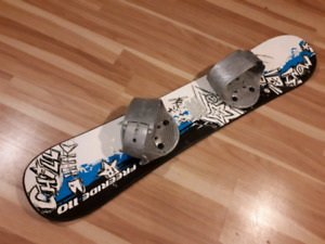 Freeride 110 Youth Snowboard Great Condition