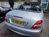 2006 Mercedes Benz SLK 350 2dr Tip Auto 2 door Convertible