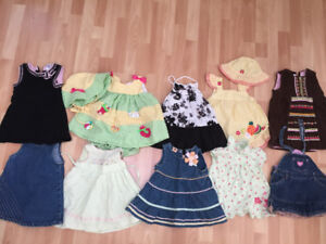 Baby girl lot - Size 6-12 months