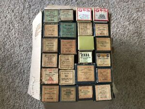 Great Christmas Gift - Player Piano Rolls **