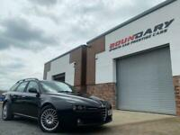 2007 Alfa Romeo 159 1.9 JTDM 16V LUSSO SPORTWAGON 5d 150 BHP Estate Diesel Manua