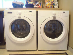 Fridgidaire Infinity Washer & Dryer