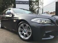 2011 BMW 520 2.0TD Touring auto M Sport(TOP SPEC,PANROOF,HISTORY)
