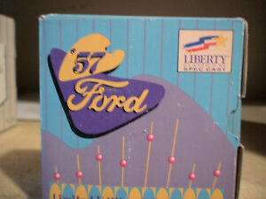 1957 Ford Ranchero bank mint in original box Belleville Belleville Area image 2