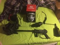 Tippmann A-5 package with mask
