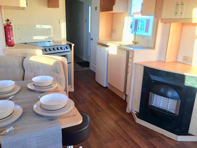 Must Go Used Static Caravan For Sale In North Wales Pet Friendly