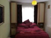 Double Divan Bed with Mattress and Headboard (**REDUCED)