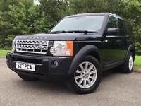 2008 Land Rover Discovery 3 2.7TD V6 auto SE