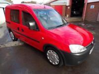 Vauxhall Combo 2000,1.3 CDTI CREW VAN 75PS