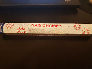 Nag Champa Incense Sticks Stratford Kitchener Area image 2