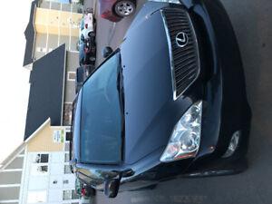 2007 Lexus Rx350